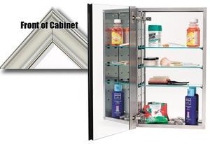 Mirror Cabinet MC30244 Product Image