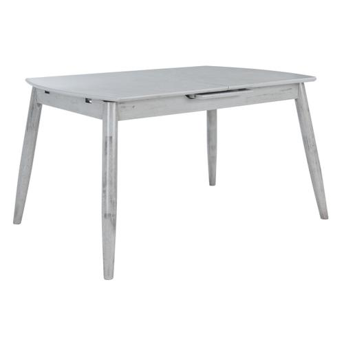 Kyoga Auto Mechanism Extension Dining Table - Dark Grey