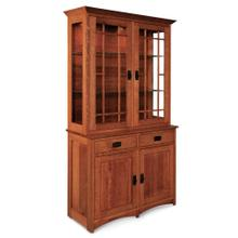 """See Details - Prairie Mission Closed Hutch, 42"""", 19"""" Base"""