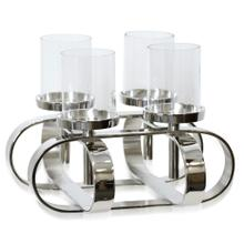 View Product - CANDLE HOLDER 4 LIGHT SMALL