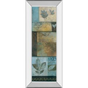 """Winter Is Hear Il"" By Norm Olson Mirror Framed Print Wall Art"