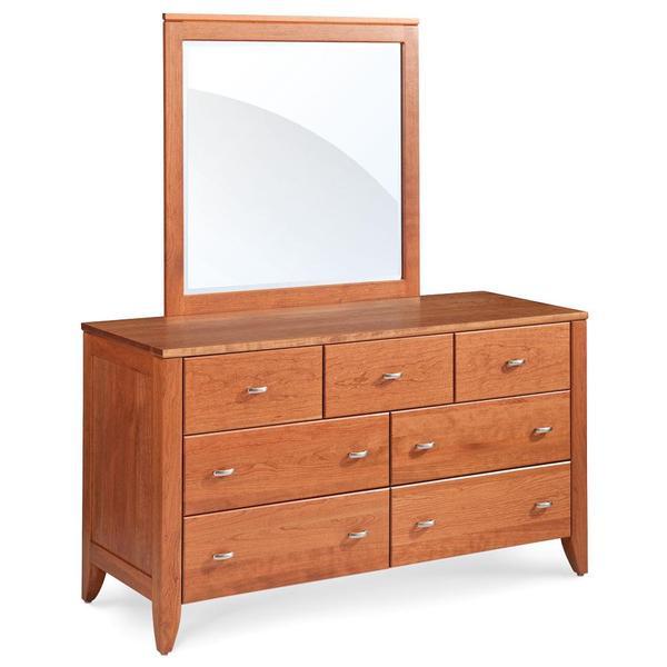 See Details - Justine 7-Drawer Dresser, 60'w x 21 'd x 34'h