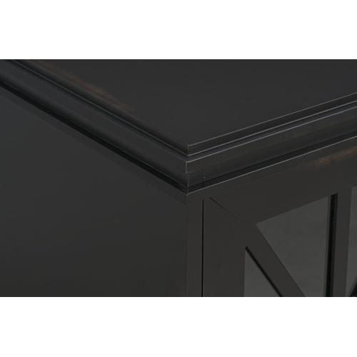 Standard Furniture - Natalia Cabinet, Black