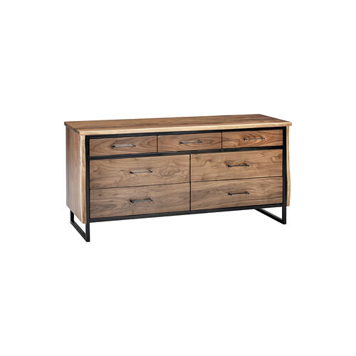 Troubadour 7 Drawer Dresser