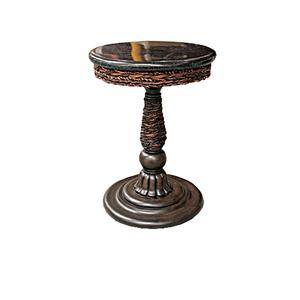 652 Round Lamp Table
