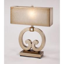 Table Lamp 20x9x26.5""