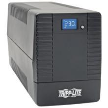 850 VA/480-Watt Line-Interactive UPS with 4 Schuko CEE 7/7 Outlets