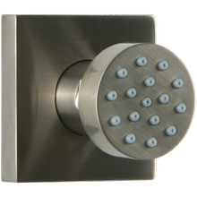 Otella Adjustable Body Jet Brushed Nickel
