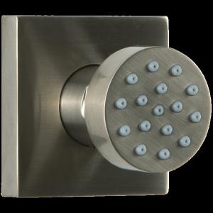 Otella Adjustable Body Jet Brushed Nickel Product Image