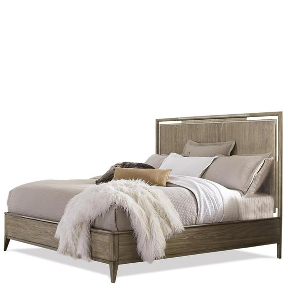 Sophie Panel Bed - Queen