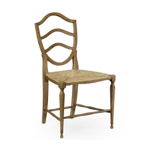 Bodiam Washed Oak Side Chair