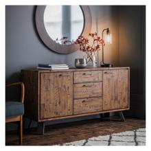 GA Camden 2 Door 3 Drawer Sideboard Rustic