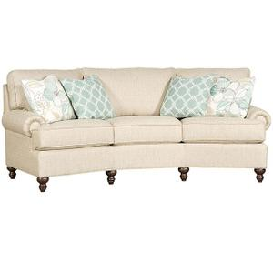 King Hickory - Chatham Conversation Sofa