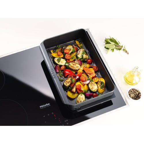 HUB 62-22 - Induction gourmet casserole dish For frying, braising and gratinating.