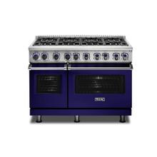 "48"" Sealed Burner Gas Range - VGR7482 Viking 7 Series"