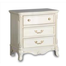 Nightstand, Vintage White