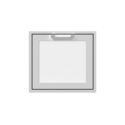 """Hestan - 24"""" Hestan Outdoor Single Access Door - AGADR Series - Froth"""