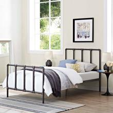 View Product - Dower Twin Bed in Brown