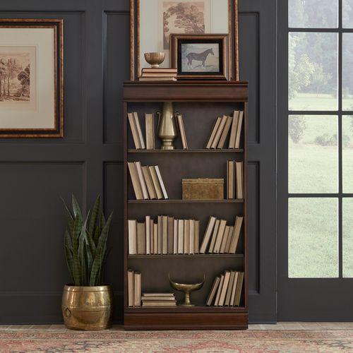 Jr Executive 60 Inch Bookcase (RTA)