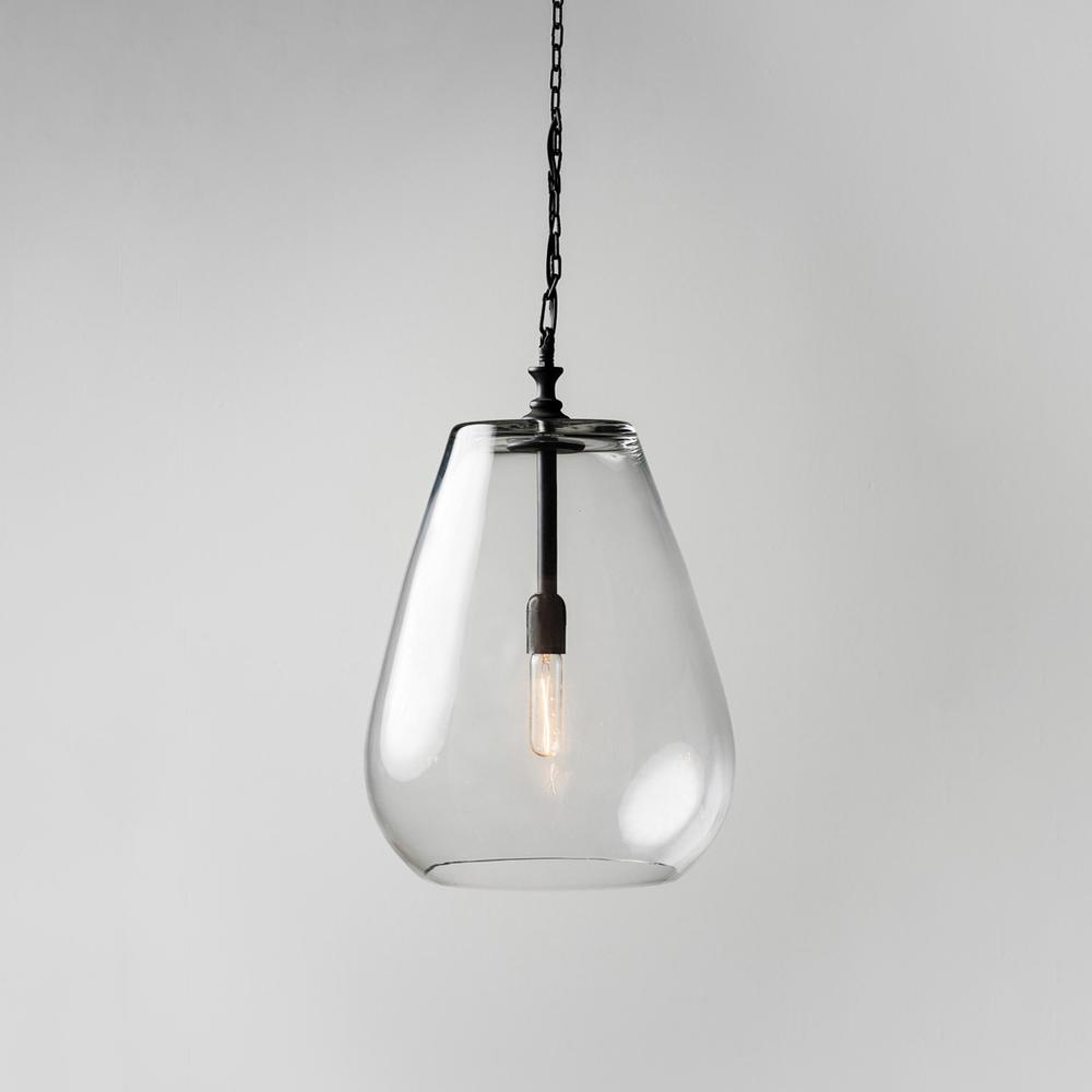 See Details - Odense Glass Pendant wBulb