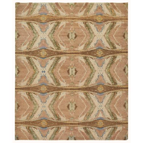 LEANDRA 6479F IN BLUSH / SAGE 2' x 3'