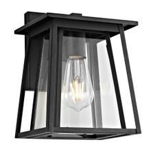 Stern Outdoor Wall Lantern - Black