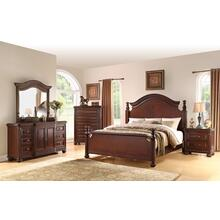 antoinette 4 piece queen bedroom set