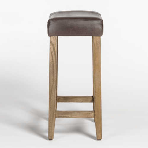 Knox Saddle Counter Stool