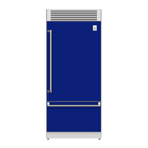 "36"" Pro Style Bottom Mount, Top Compressor Refrigerator - KRP Series - Prince"