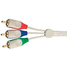 7 foot flat component cable
