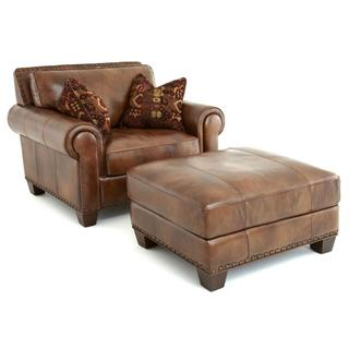 Hillsboro Chair w/ Two Accent Pillows