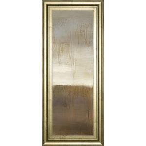 """Classy Art - """"September Fog"""" Descending By Heather Ross Framed Print Wall Art"""