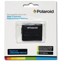 See Details - Polaroid Rechargeable Battery Panasonic VBG130 Replcmnt