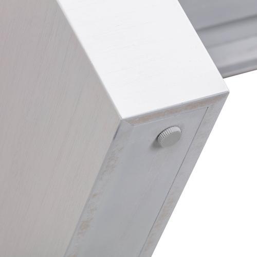 Product Image - Hump White Nightstand