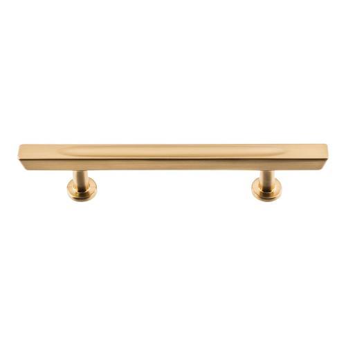 Conga Pull 3 3/4 Inch (c-c) - Warm Brass