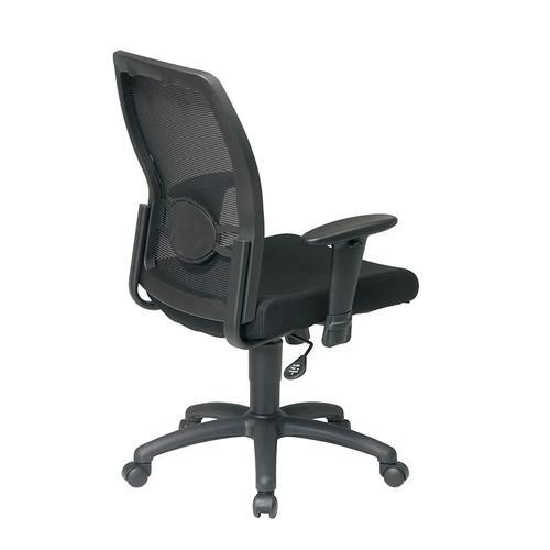 Woven Mesh Back Chair