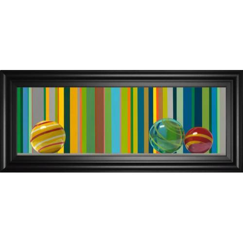 """The Four Seasons - Spring"" By Kevork Cholakian Framed Print Wall Art"