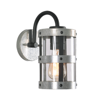 View Product - O'Malley - 1 Light Outdoor Lantern