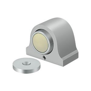Magnetic Dome Stop - Brushed Stainless