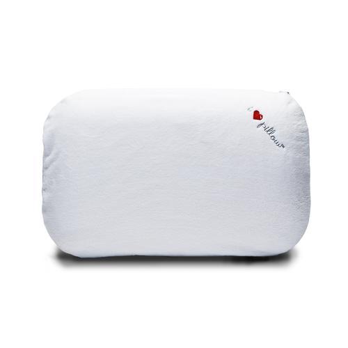 I Love Pillow - Medium Profile Queen Traditional Pillow