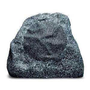 "Russound - 5R82-G 8"" 2-Way OutBack Rock Speaker, Gray Granite"