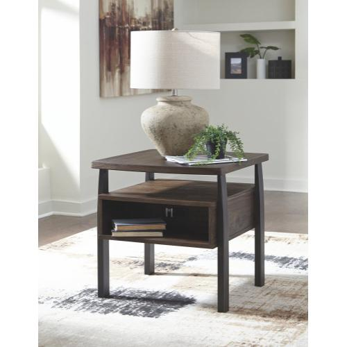 Vailbry End Table