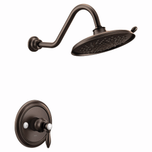 Weymouth oil rubbed bronze m-core 3-series shower only