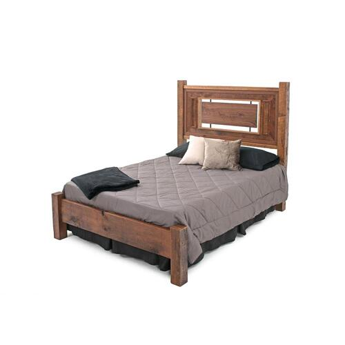 Van Gogh Bed - 740 - Queen Bed (complete)