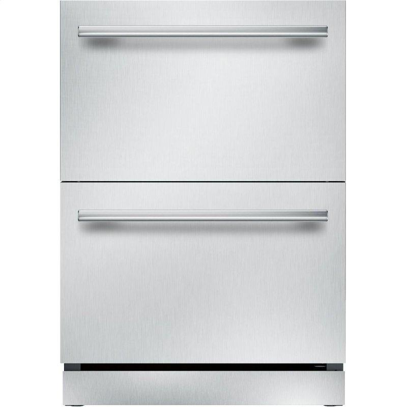 Freedom® Drawer Refrigerator 24'' Professional Stainless steel T24UR910DS