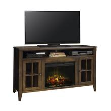 """See Details - Brownstone 60"""" Fireplace Console"""
