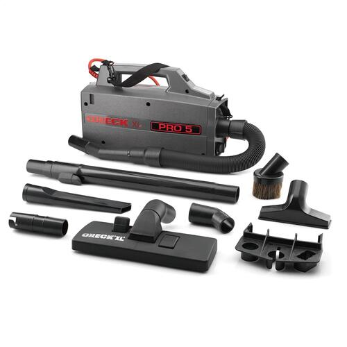 Gallery - Oreck® Commercial XL Pro 5 Canister Vacuum