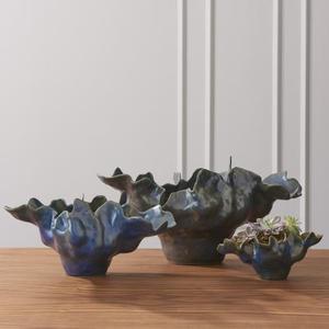 Meteor Bowl-Blue-Lg
