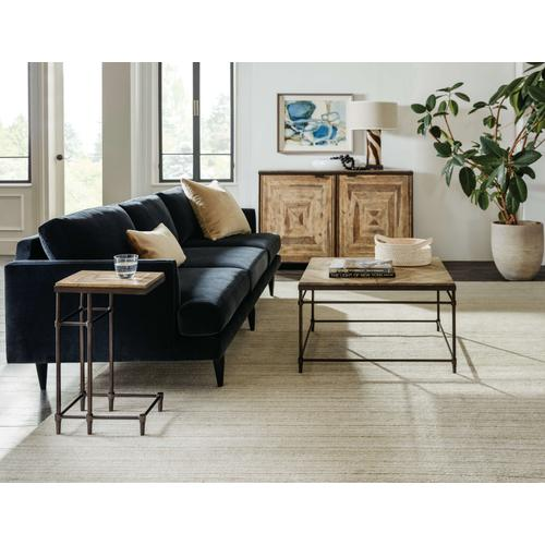 St. Armand Chairside Table