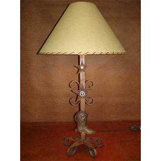 Boot Metal Lamp